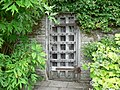 Doorway to private garden, Haddon Hall - geograph.org.uk - 1155568.jpg