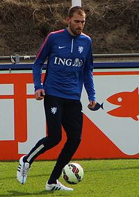 Bas Dost (2015)
