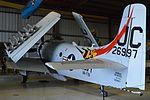 Douglas AD-4NA Skyraider '126997 - JC-409' (NX409Z) (26571493292).jpg