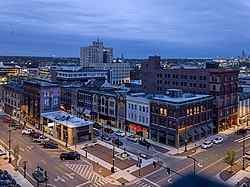 Downtown Decatur (Decaturin keskusta)