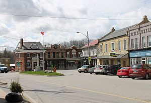 Ayr, Ontario - Downtown Ayr