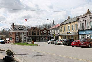 Ayr, Ontario Unincorporated community in Ontario, Canada