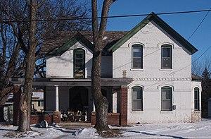 Dr. E.P. Hawkins Clinic, Hospital, and House - Image: Dr. E.P. Hawkins House
