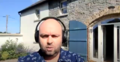 Dr Lorcan Sirr in front of Building 2021 07 16.png