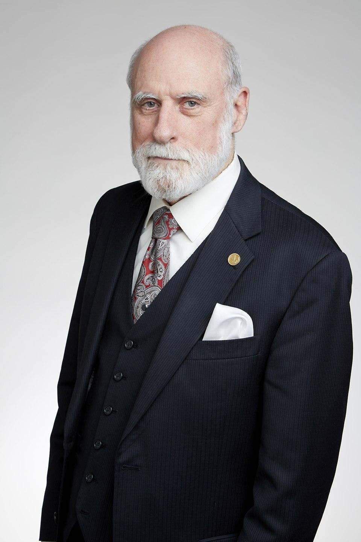 Dr Vint Cerf ForMemRS