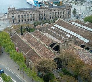Maritime museum in Av. de les Drassanes s/n, Barcelona