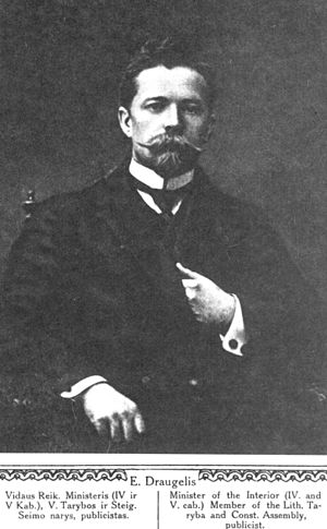 Eliziejus Draugelis - Eliziejus Draguelis