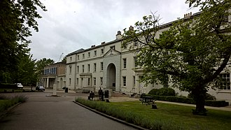 Seafarers Hospital Society - Former Dreadnought Seamen's Hospital building at Greenwich, built in 1763 as the Royal Hospital's Infirmary