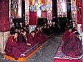 Drepung Monastery, Tibet DSCN5631 - Gathering of Monks.jpg