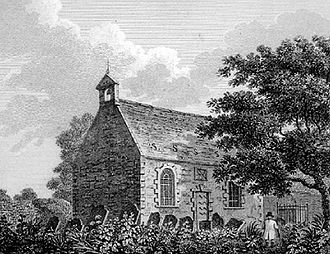 Marmaduke Coghill - Drumcondra Church, erected to the memory of Coghill, about 1790.