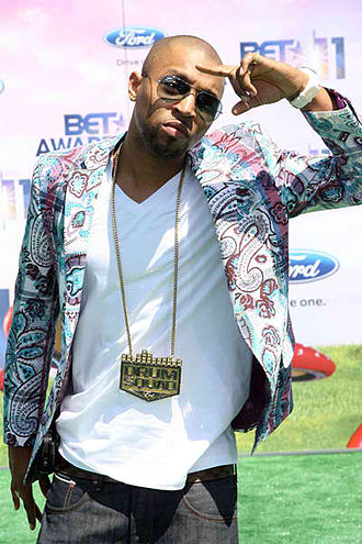 Drumma Boy - Drumma Boy at the 2011 BET Awards in Los Angeles