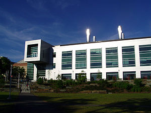Cornell University College of Engineering - Duffield Hall, a nanotechnology center completed in 2004