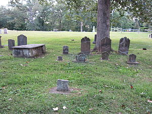 Dumfries, Virginia - Dumfries Cemetery