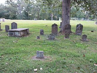 Dumfries, Virginia - Dumfries Cemetery