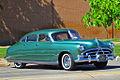 Duncan, OK Car Show, 1951 Hudson Hornet (7518042502).jpg