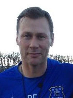 Duncan Ferguson - Ferguson in 2013