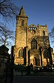 Dunfermline Abbey - entrance.jpg