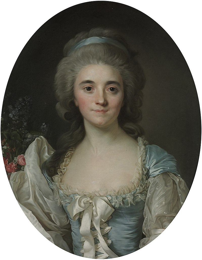 Duplessis - Marie Joséphine of Savoy in a turquoise dress.jpg