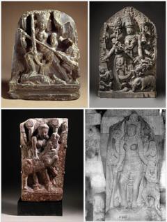 Mahishasura buffalo in Hindu mythology