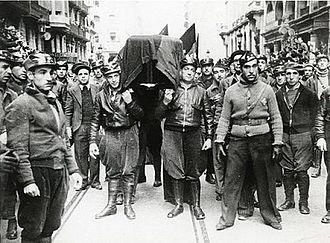 Buenaventura Durruti - Image: Durruti 23 novembre 1936