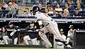 Dustin Pedroia batting in game against Yankees 09-27-16 (3).jpeg