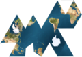 Dymaxion map ocean.png