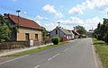 Dymokury, Černohorská street.jpg