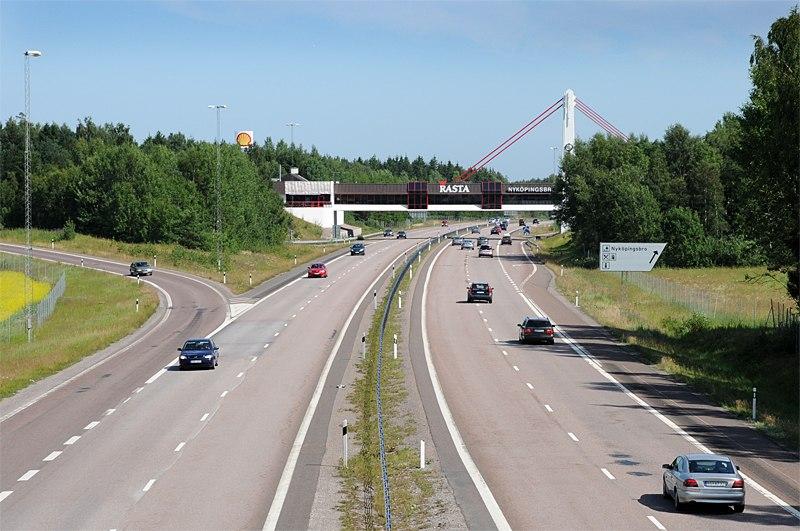 Grondalsbron mest trafikerad