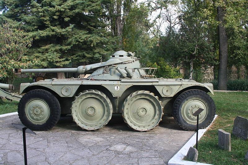 EBR-75 profile