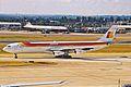 EC-GGS A340-313 Iberia LHR 15AUG00 (5923804038).jpg