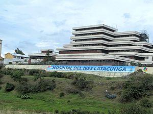 EC Latacunga Hospital 2012