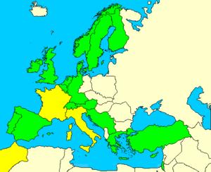 Irlanti Euroviisut