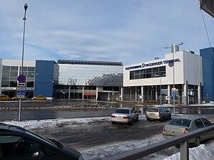 Sadama - Image: EU EE Tallinn Kesklinn Sadama D Terminal