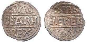 Eadberht III Præn - Coin of Eadberht.