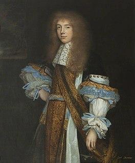 Robert Shirley, 1st Earl Ferrers English Baron