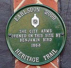 Earlsdon 2000 2