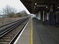 Earlsfield station fast tracks look north.JPG