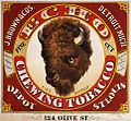 Echo fine cut, chewing tobacco label, 1873.jpg