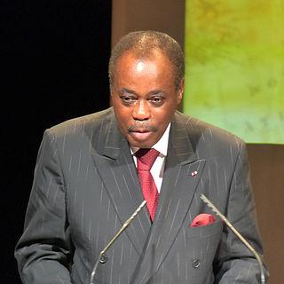 Edem Kodjo Togolese politician and former Prime Minister