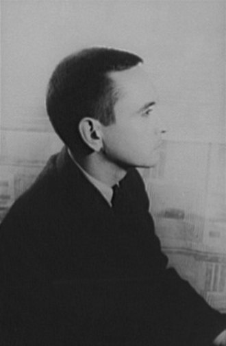 Edward Albee - Edward Albee, photographed by Carl Van Vechten, 1961