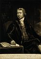 Edward Jenner. Mezzotint by W. Say after J. Northcote, 1802. Wellcome V0003088.jpg