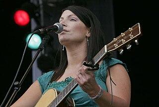 Edwina Hayes British singer-songwriter