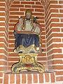 Effry (Aisne) église, statue St.Eloi.JPG