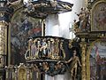 Eggelsberg - Pfarrkirche Maria Himmelfahrt - Kanzel.jpg