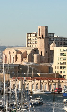 Image illustrative de l'article Église Saint-Laurent de Marseille