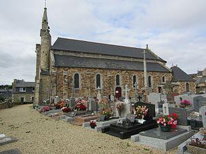 Coatascorn - The church of Saint-Maudez