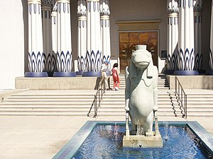 The Rosicrucian Egyptian Museum at Rosicrucian...