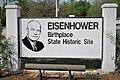 Eisenhower Birthplace State Historic Site in Denison, TX IMG 1767 (2).JPG