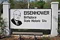 Eisenhower Birthplace State Historic Site in Denison, TX IMG 1767 (2).JPG