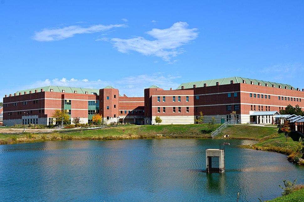 Eisenhower Hall - October 2012